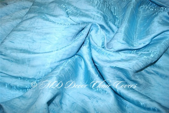 Crush Shimmer Turquoise Table Overlay