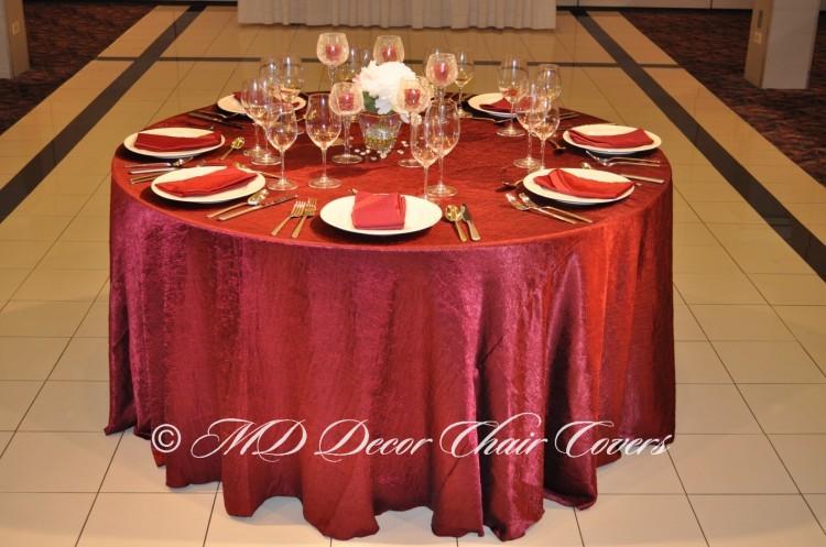 Burgundy-Crush-Satin-Tablecloth
