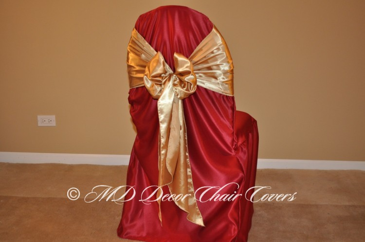 Gold Butterfly Bow Style