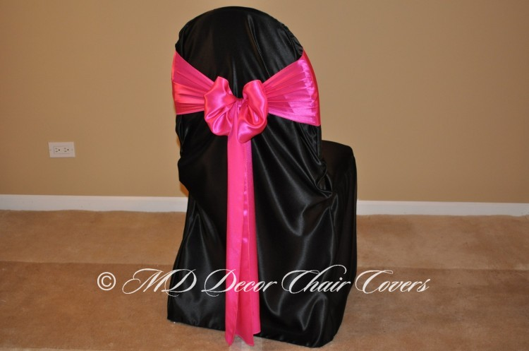 Hot Pink Butterfly Bow Style