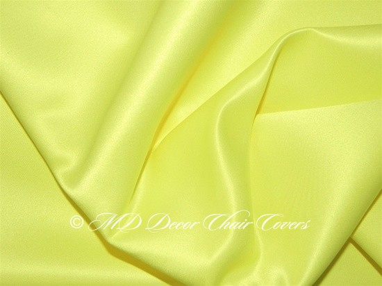 Yellow Satin Lamour